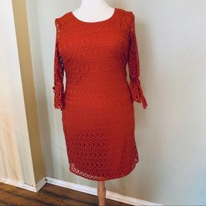 Dress barn lace dress
